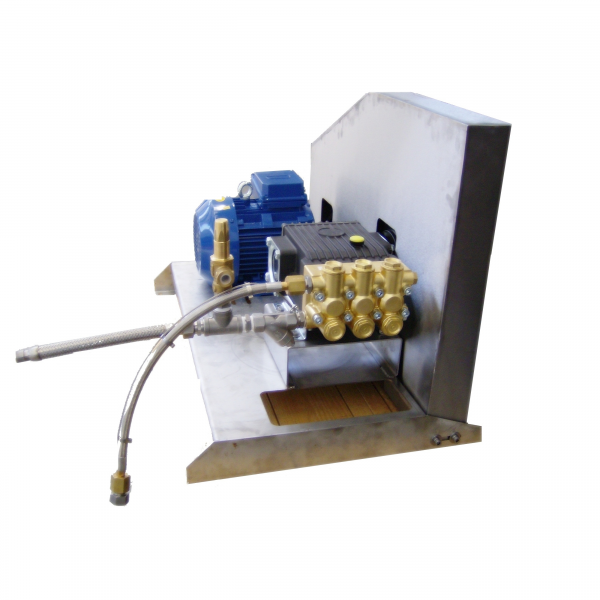 103D1 CO2 filling and recovery pump
