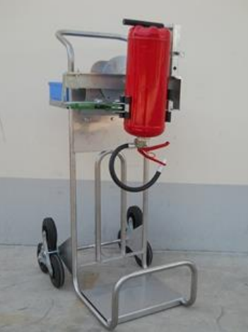 CADDIE Bench Rotate Trolley