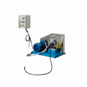 N7/15 model Electrically driven high pressure test pump