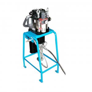 N7 / 4 modell Pneumatikus szivattyú hidraulikus nyomáspróbához