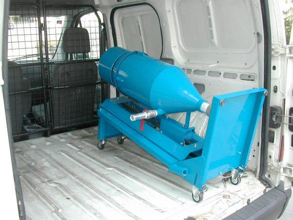 Totem-M mobile equipment dry