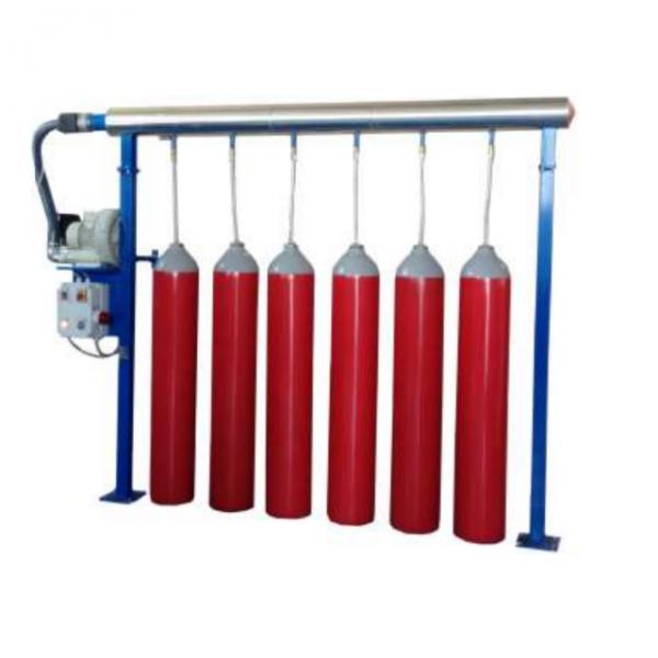CIL series- nagyteljesítményű gyors gázpalack szárító egység