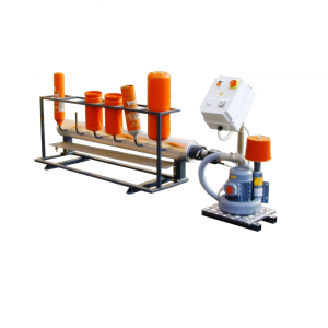 DRY series fire extinguisher drying unit