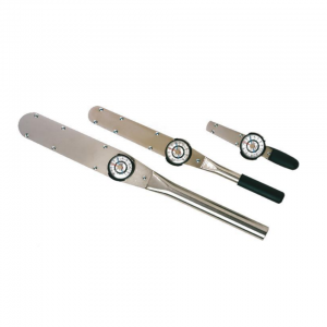 Dyna2350 torque wrench for gascylinders valving