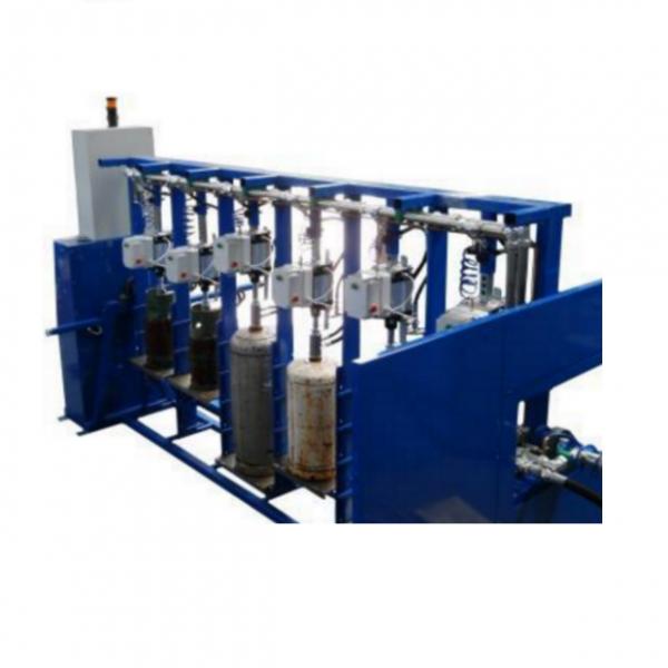 FIT50/LOW -Víznyomáspróba pad alacsonynyomású palackokhoz