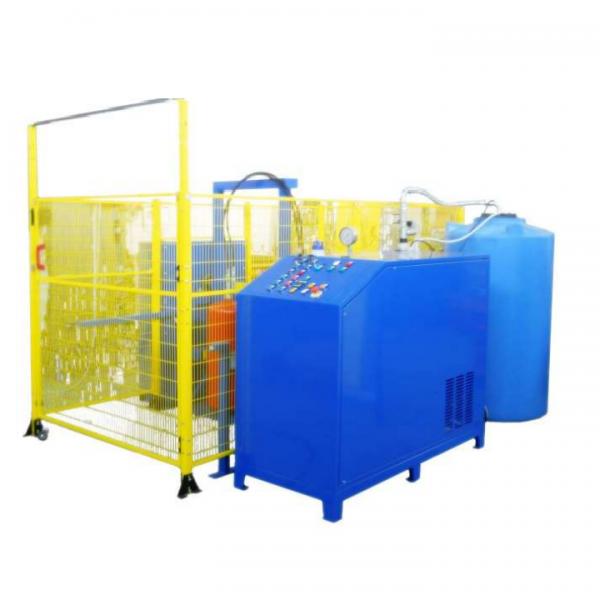 IT100 modell-Félautomata nyomáspróbázó tűzoltókészülékekhez