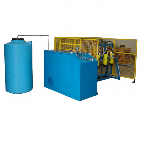 IT350 model-4 stand cylinder testing for pressure cylinders
