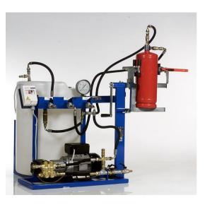 HT 35 - Powder extinguisher