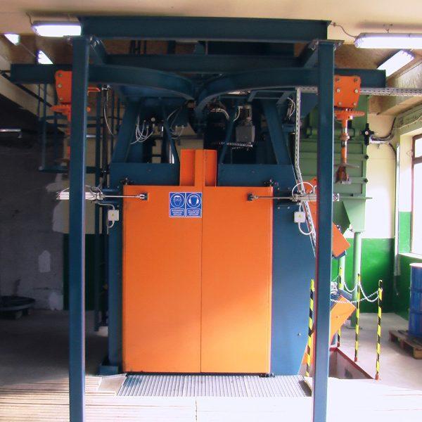 HC-1200 Machine
