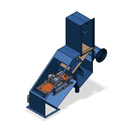 HC-1200 Machine Structure