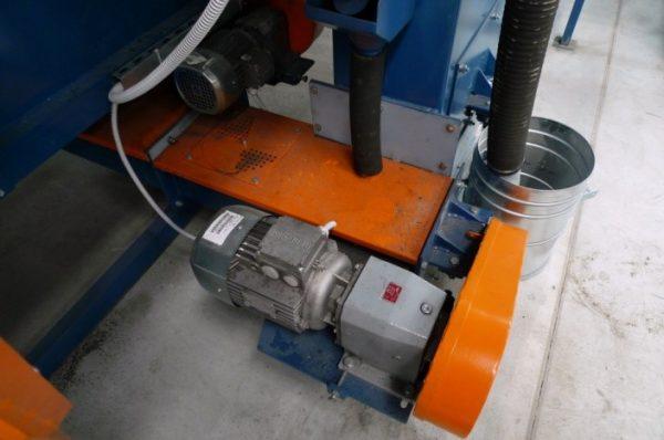 HC-1200 3 Type Shot Blasting Machine