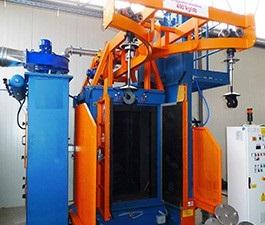 HC 800 Shot Blasting Machine
