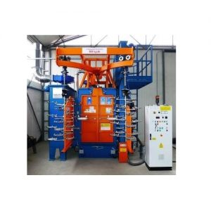 HC-800-2 Shot Blasting Machine