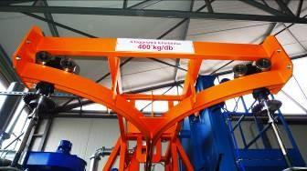 Technical Details of HC 800 Machine