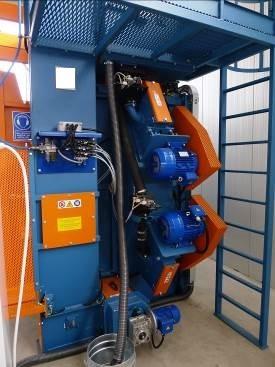 HC-800 Machine for Gas Cylinder