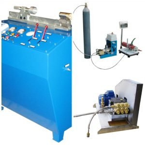 CO2 transfer and filling pump