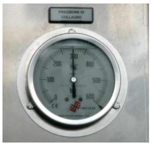 FIT 6-EVO Pressure Testing