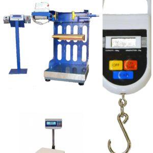 Scale, meter, gauge