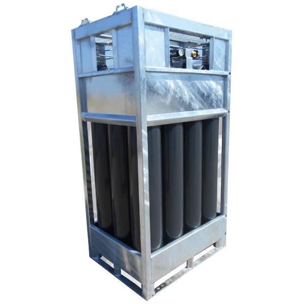 gas cylinder bundel