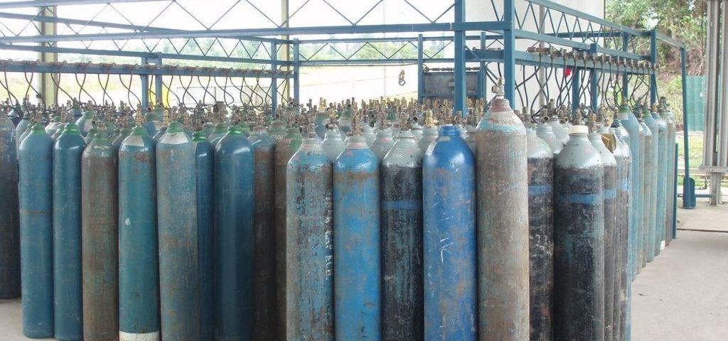 Gáz palack kötegek