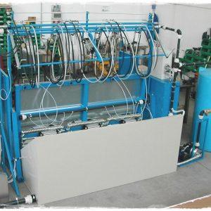 bwt50 visszanyerő tartály FIT50 nyomáspróbázó géppel