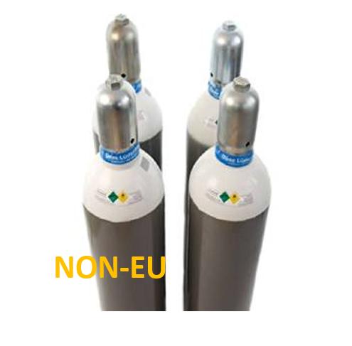 High pressure gas cylinder non-eu producer