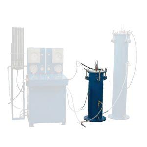 wj10-27 vízköpeny tágulásos nyomáspróbázó géphez