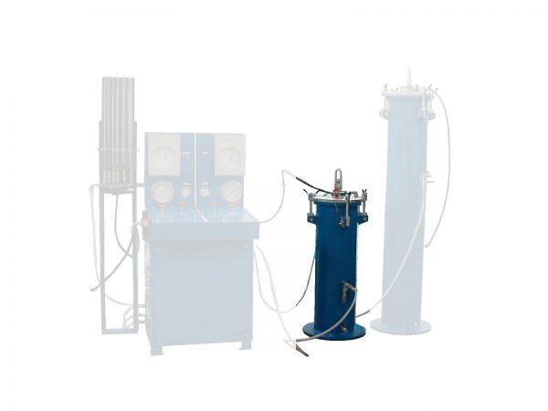 wj10-27 waterjacket for expansion pressure testing machine