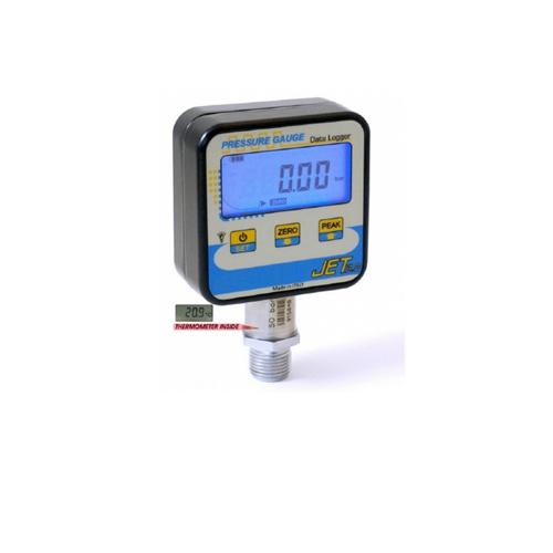 pressure data logger -register water pressure during pressure testing