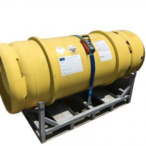 Sella HV metal pallet for big tank