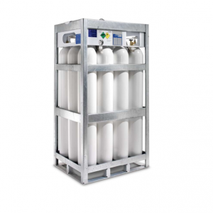 white medical gas cylinder bundel 12x50