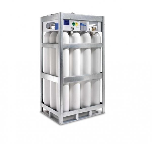white medical gas cylinder bundel 12x50