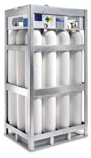 Gascylinder bundel 12x50
