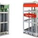 gas cylinder bundel frame variation