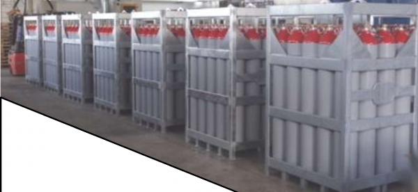 gas cylinder bundels