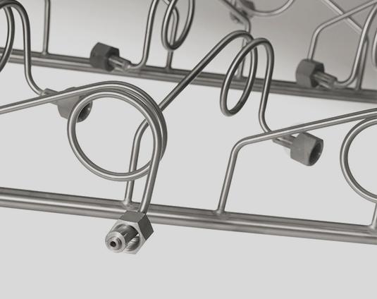 gas cylinder bundel manifold