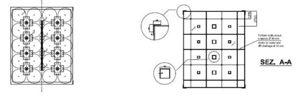 gas cylinder bundel 20x50 dimensions B