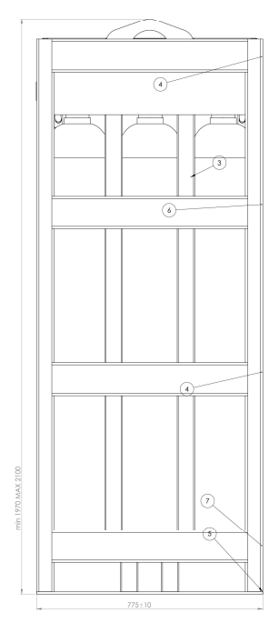 cylinder bundel design