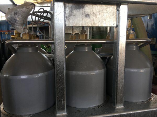 300 bar cylinder
