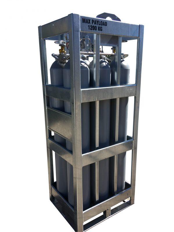 cylinder bundle