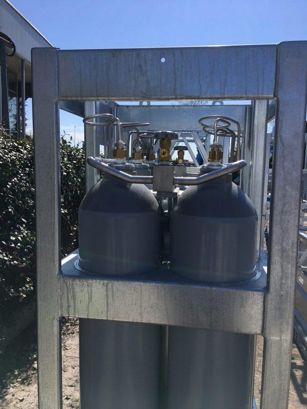 6x50 Gasy gas cylinder bundel